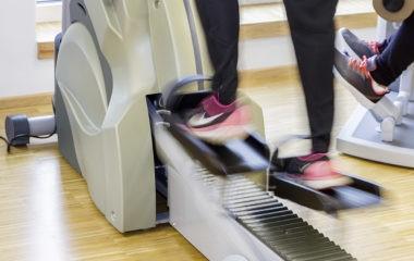Fitness am Gerät