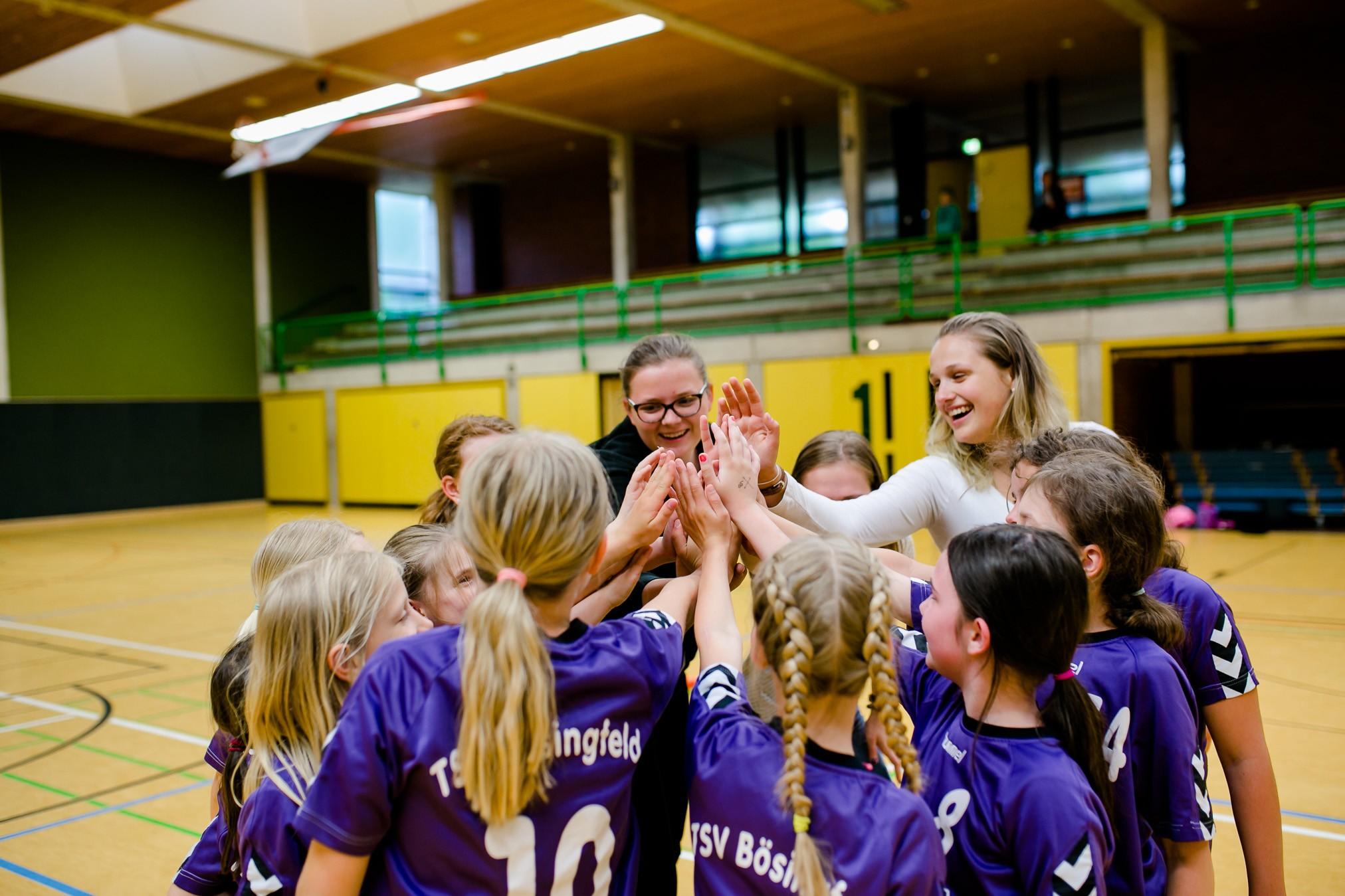 Pilotprojekt Handball