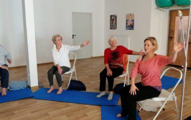 Yoga – für Senioren